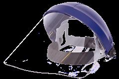 Face Shield left